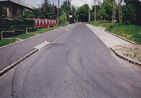Budapest Főváros II. kerület 2005-2006. évi útfelújítás