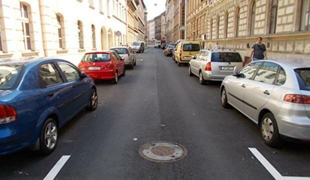 Budapest, VII. kerület Munkás utca felújítása