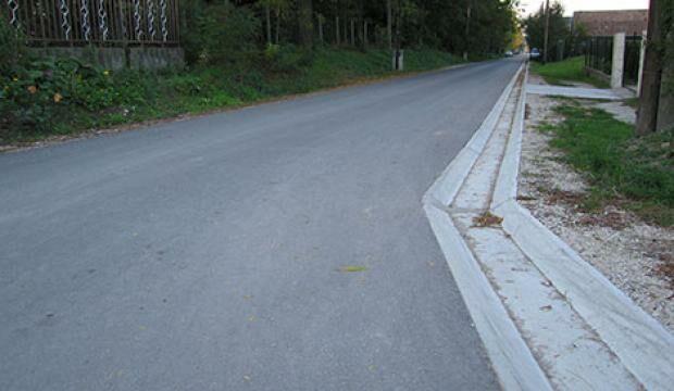 Gárdony Vörösmarty utca felújítása
